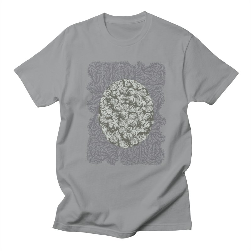 Snails All The Way Down Men's Regular T-Shirt by BCHC's Artist Shop