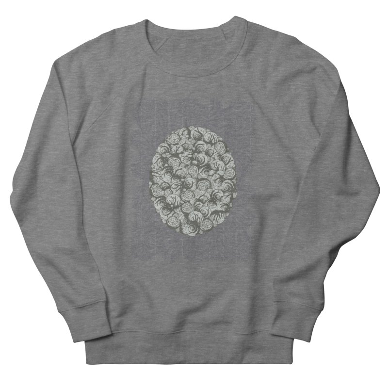 Snails All The Way Down Women's French Terry Sweatshirt by BCHC's Artist Shop