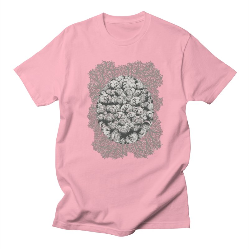 When Zombie Snails Attack Men's Regular T-Shirt by BCHC's Artist Shop