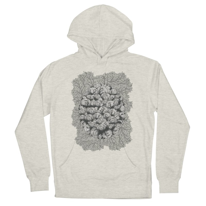 When Zombie Snails Attack Men's Pullover Hoody by BCHC's Artist Shop