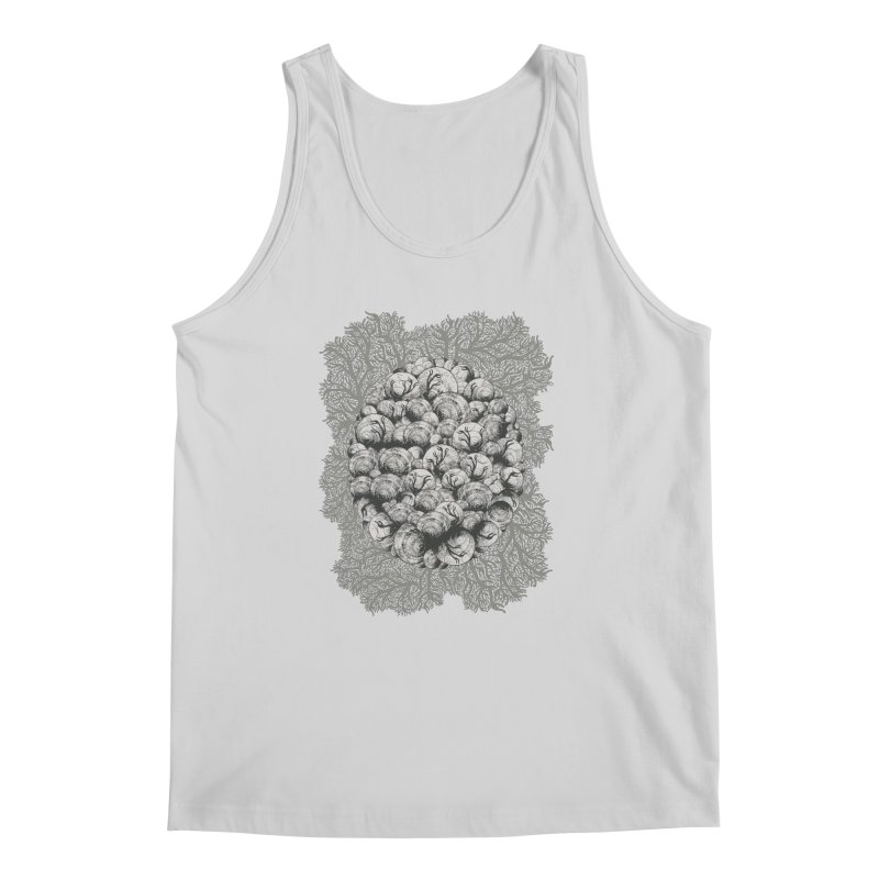 When Zombie Snails Attack Men's Regular Tank by BCHC's Artist Shop