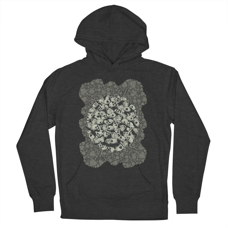 Where No Snail Has Gone Before Men's French Terry Pullover Hoody by BCHC's Artist Shop