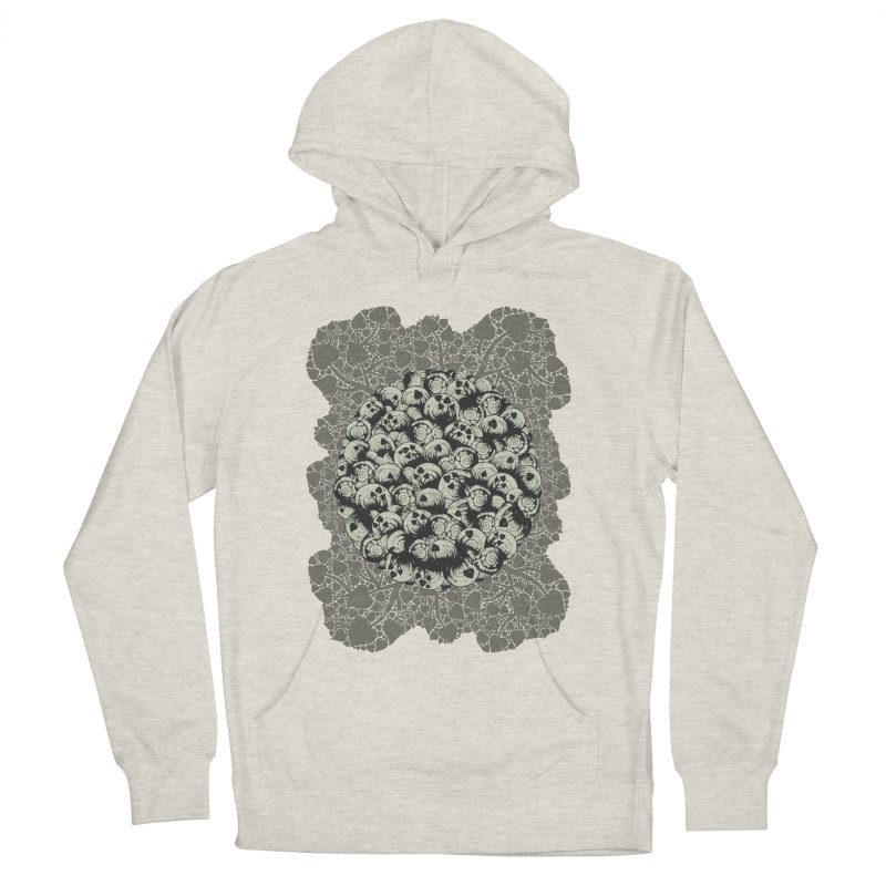 Where No Snail Has Gone Before Men's Pullover Hoody by BCHC's Artist Shop