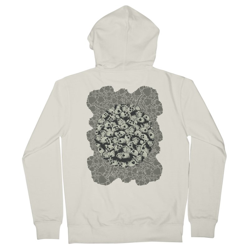 Where No Snail Has Gone Before Men's Zip-Up Hoody by BCHC's Artist Shop