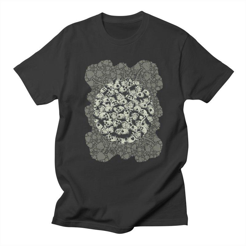 Where No Snail Has Gone Before Men's Regular T-Shirt by BCHC's Artist Shop