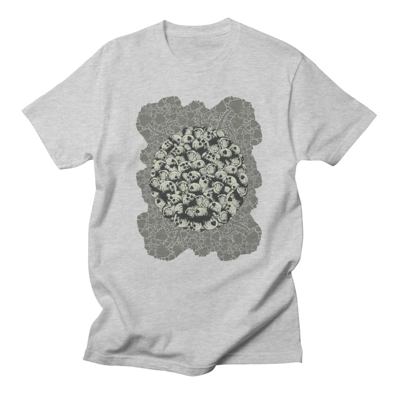 Where No Snail Has Gone Before Men's Regular T-Shirt by BCHC's Artist Shop