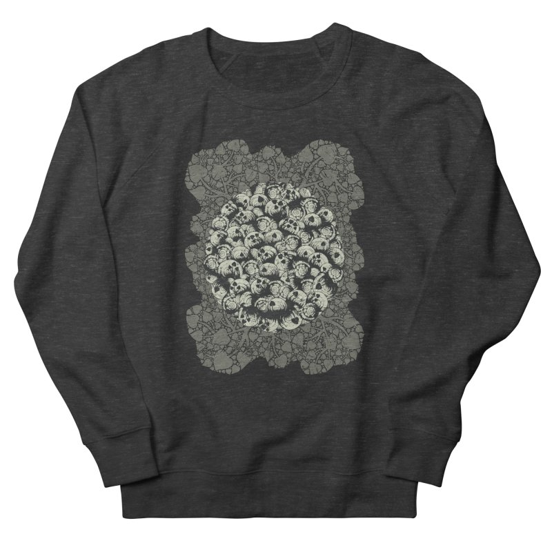 Where No Snail Has Gone Before Men's French Terry Sweatshirt by BCHC's Artist Shop