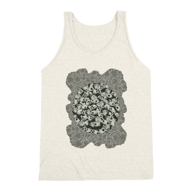 Where No Snail Has Gone Before Men's Triblend Tank by BCHC's Artist Shop