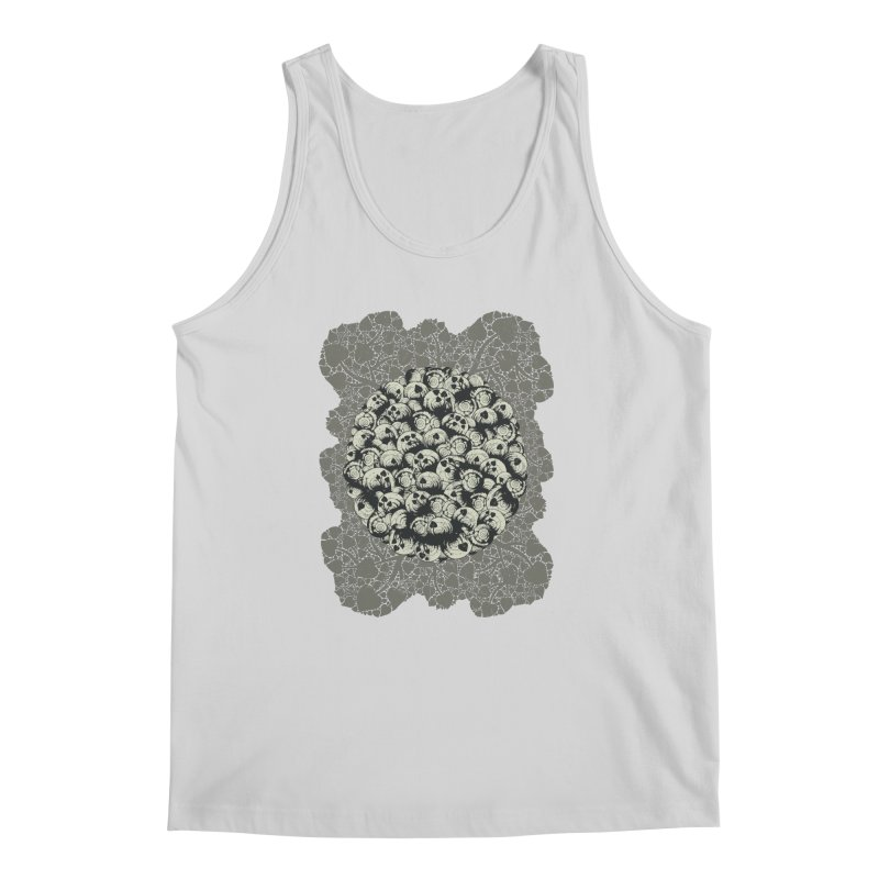 Where No Snail Has Gone Before Men's Regular Tank by BCHC's Artist Shop
