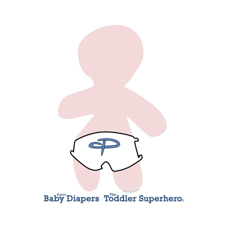The Toddler Superhero by OFL BDTS Shop
