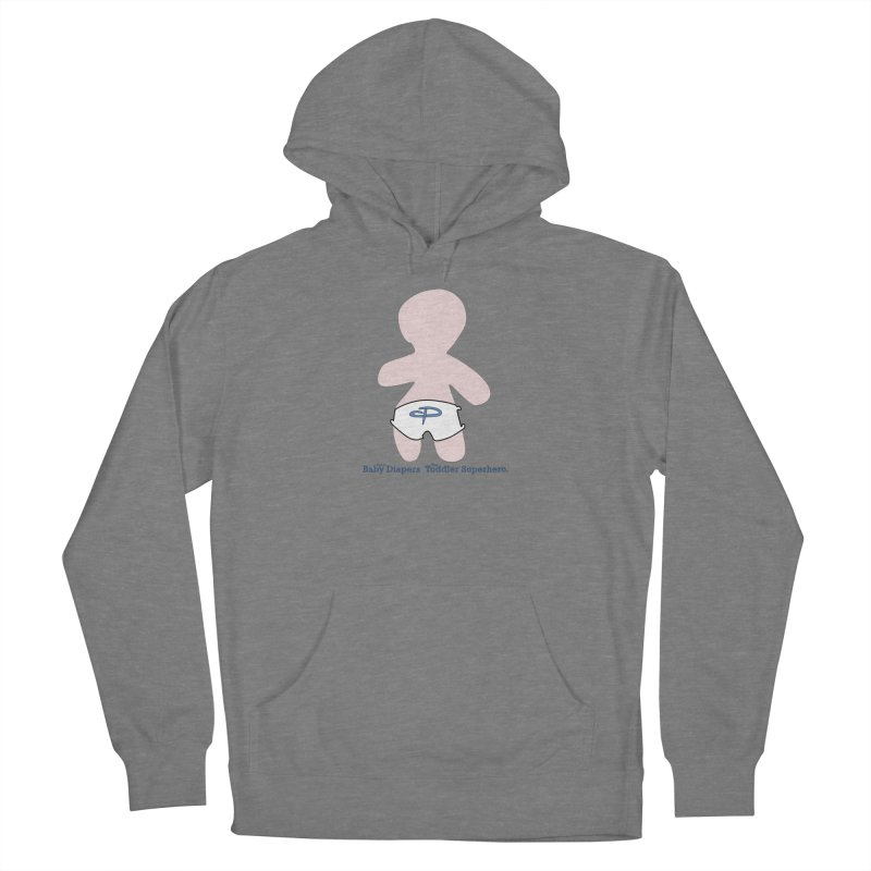 The Toddler Superhero Women's Pullover Hoody by OFL BDTS Shop