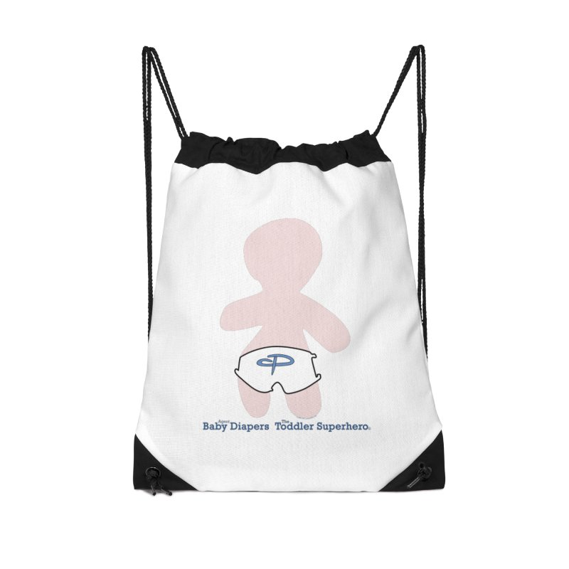 The Toddler Superhero Accessories Bag by OFL BDTS Shop
