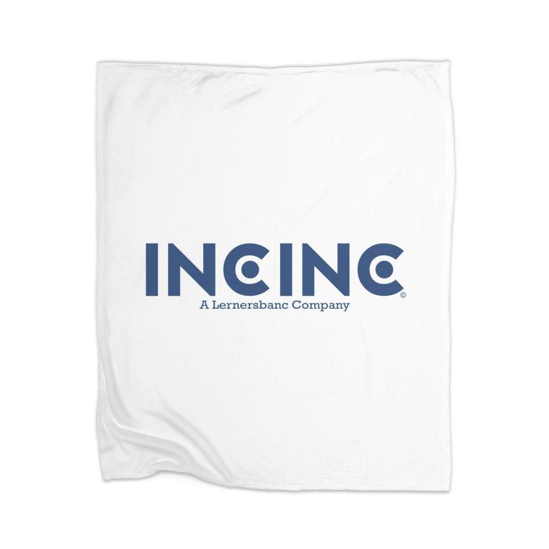 incinc logo Home Blanket by OFL BDTS Shop