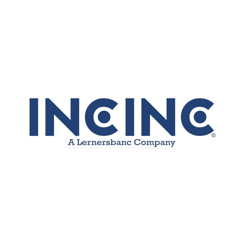 incinc logo Home Throw Pillow by OFL BDTS Shop