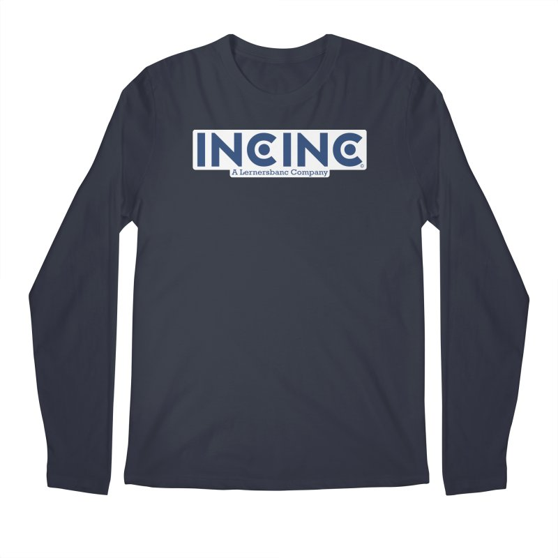 incinc logo Men's Regular Longsleeve T-Shirt by OFL BDTS Shop