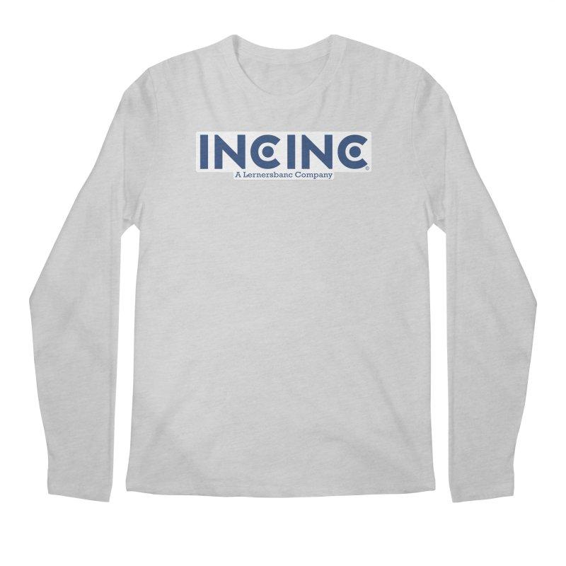 incinc logo Men's Regular Longsleeve T-Shirt by OFL BDTS Shop