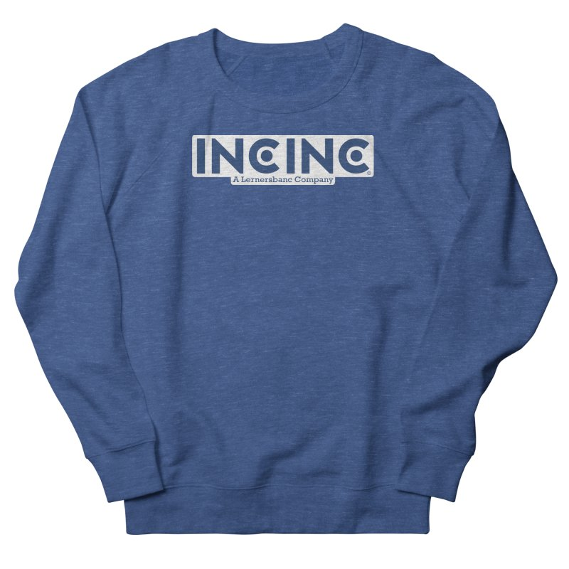 incinc logo Women's French Terry Sweatshirt by OFL BDTS Shop