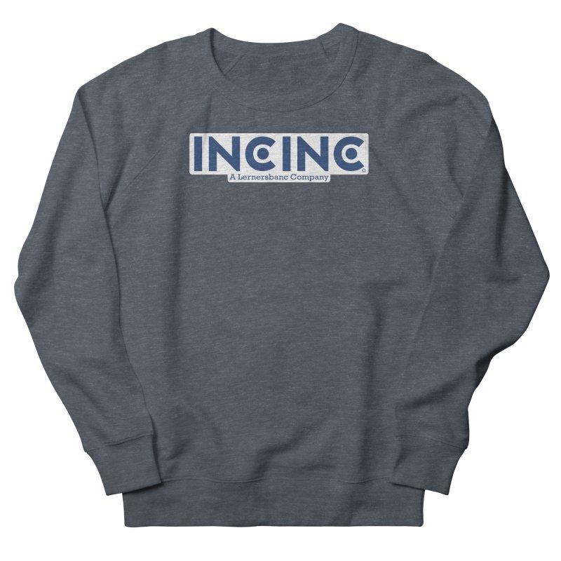 incinc logo Women's French Terry Sweatshirt by OFL BDTS Shop
