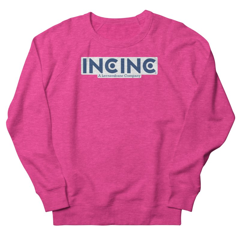 incinc logo Men's French Terry Sweatshirt by OFL BDTS Shop