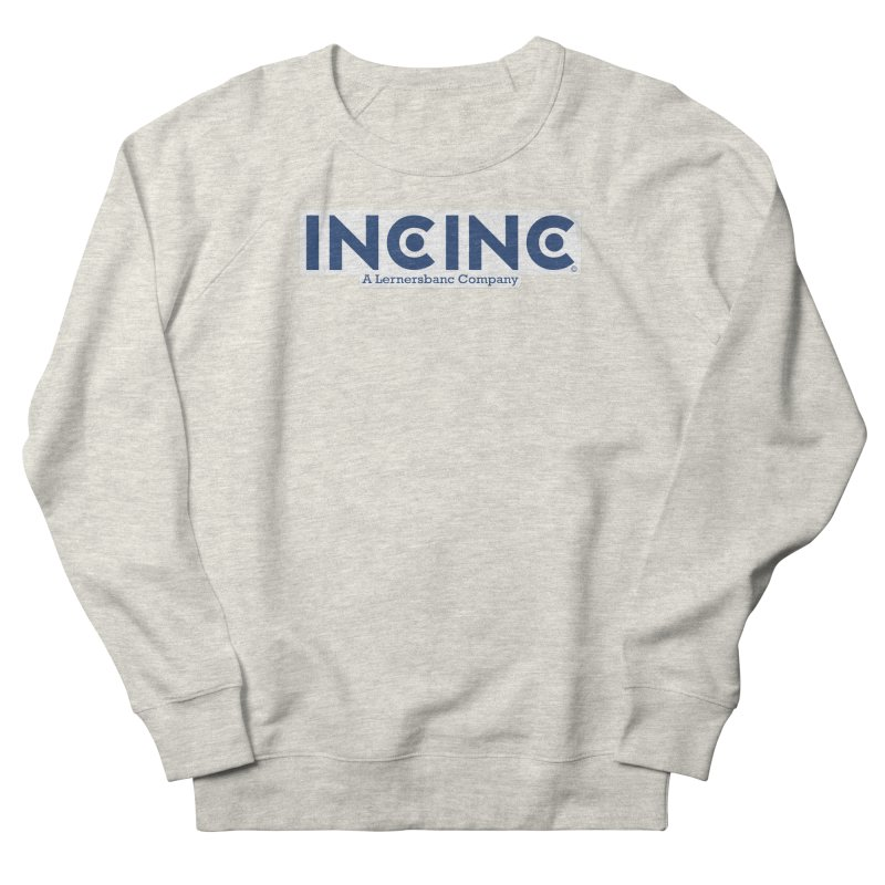 incinc logo Men's French Terry Sweatshirt by OFL BDTS Shop