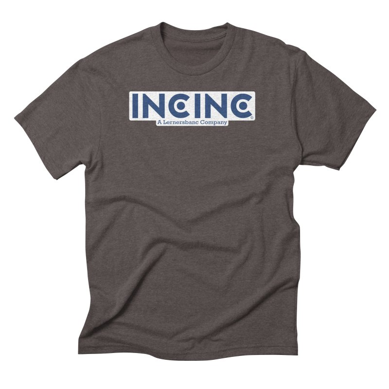 incinc logo Men's Triblend T-Shirt by OFL BDTS Shop