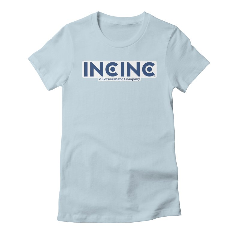 incinc logo Women's Fitted T-Shirt by OFL BDTS Shop