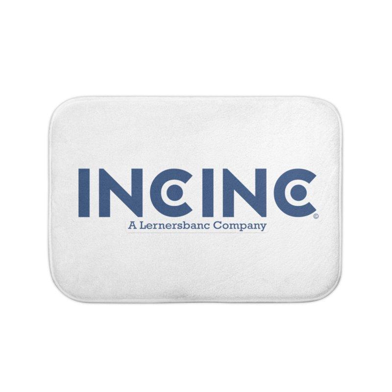 incinc logo Home Bath Mat by OFL BDTS Shop