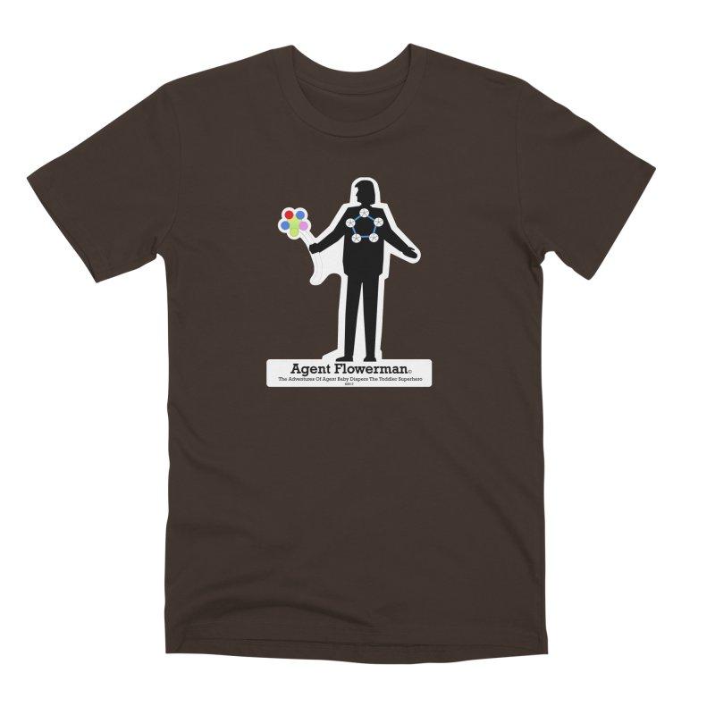 Agent Flowerman Men's Premium T-Shirt by OFL BDTS Shop