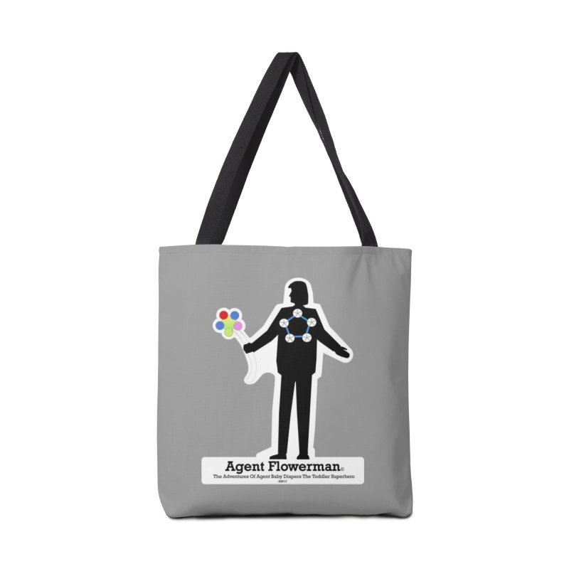 Agent Flowerman Accessories Bag by OFL BDTS Shop