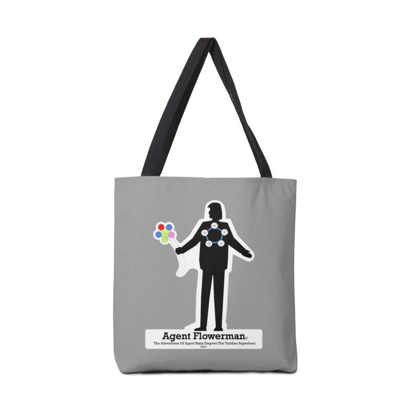 Agent Flowerman Accessories Bag by OFL BDTS Shop
