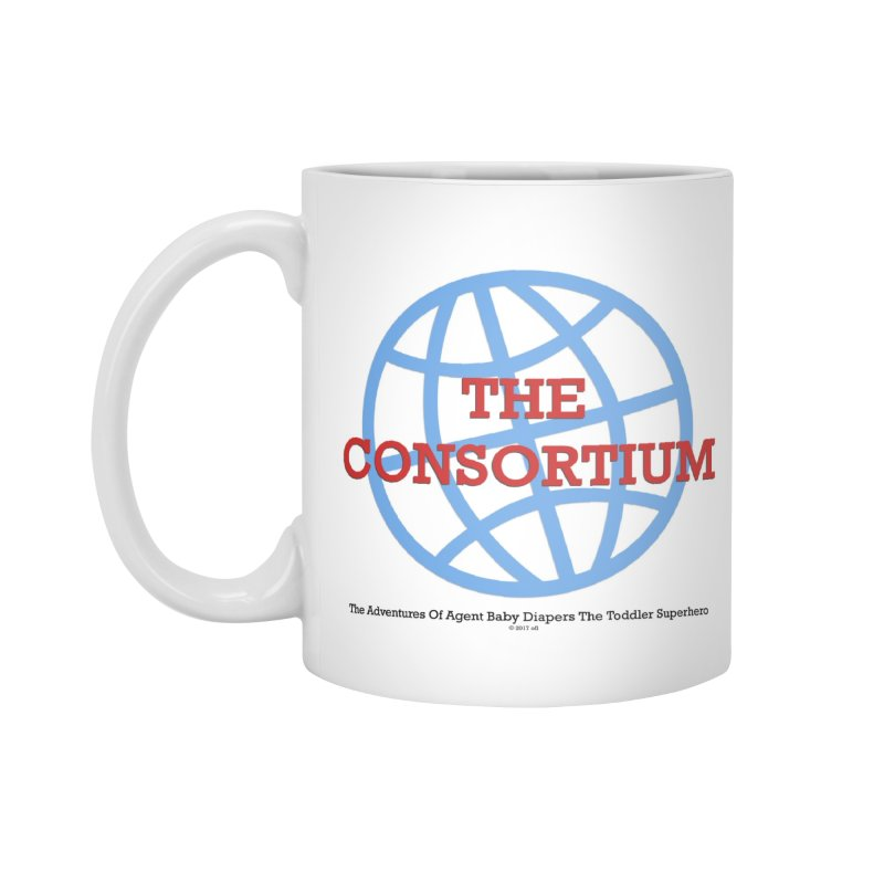 The Consortium Logo Accessories Standard Mug by OFL BDTS Shop