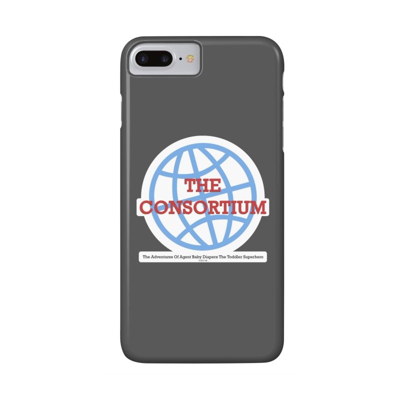 The Consortium Logo Accessories Phone Case by OFL BDTS Shop