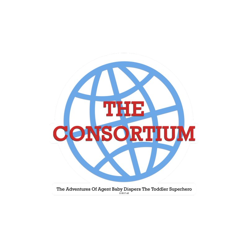 The Consortium Logo by OFL BDTS Shop