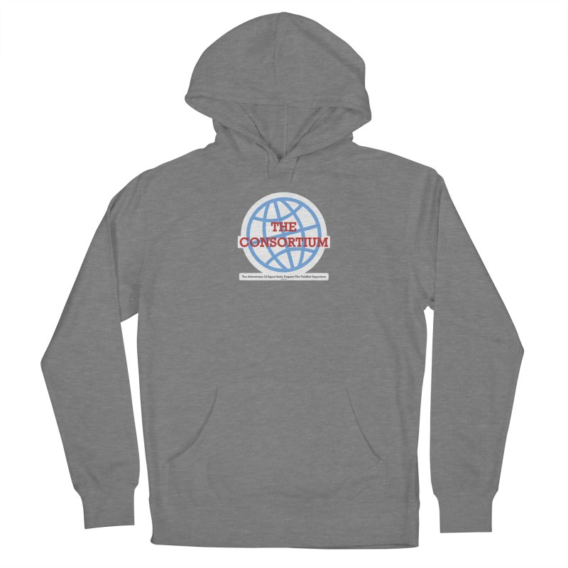 The Consortium Logo Women's Pullover Hoody by OFL BDTS Shop