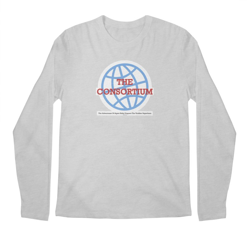 The Consortium Logo Men's Longsleeve T-Shirt by OFL BDTS Shop