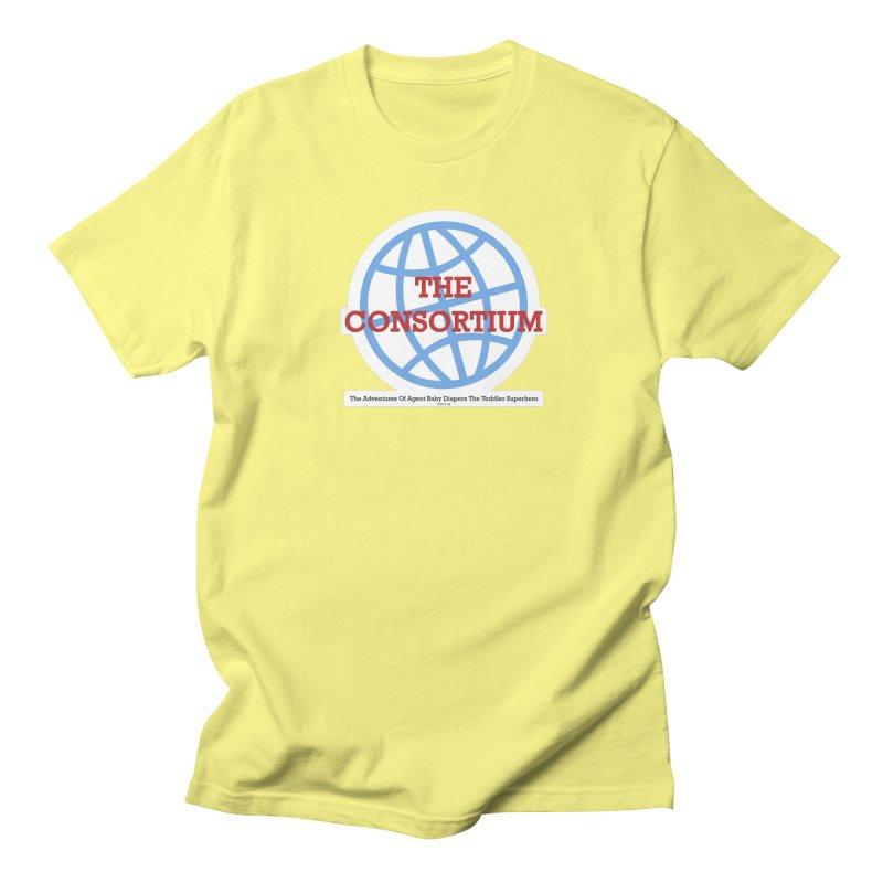 The Consortium Logo Men's T-Shirt by OFL BDTS Shop