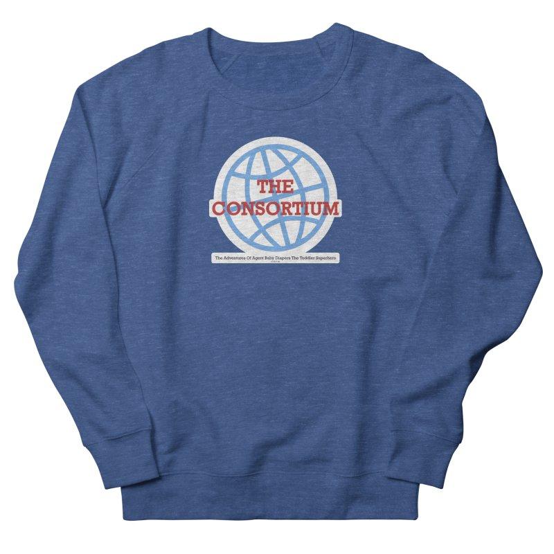 The Consortium Logo Men's Sweatshirt by OFL BDTS Shop