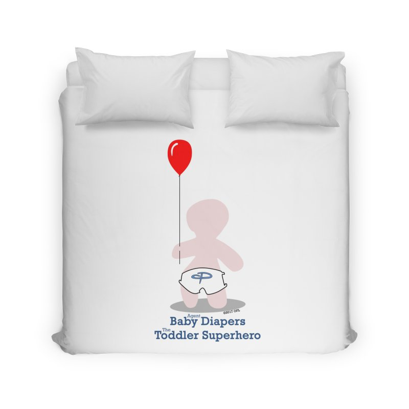 BDTS Balloon Home Duvet by OFL BDTS Shop
