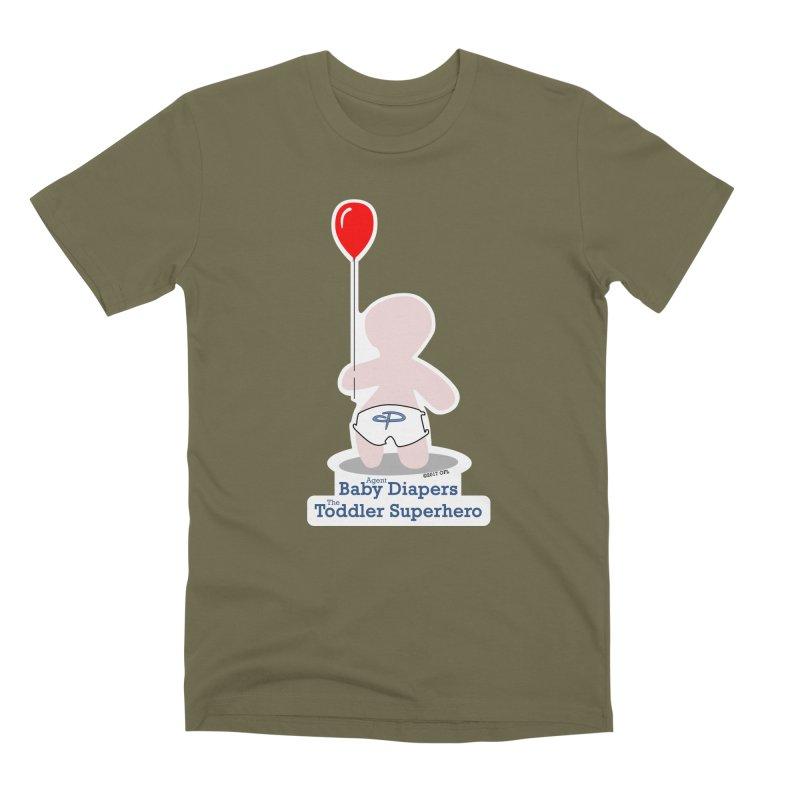 BDTS Balloon Men's Premium T-Shirt by OFL BDTS Shop