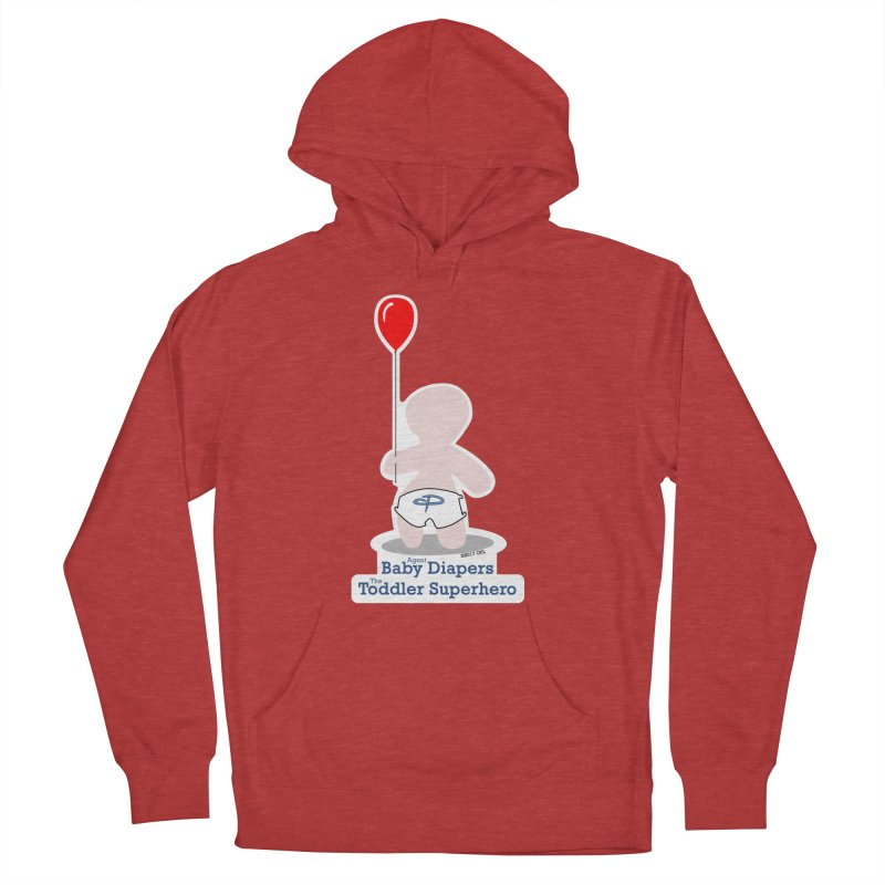 BDTS Balloon Women's French Terry Pullover Hoody by OFL BDTS Shop