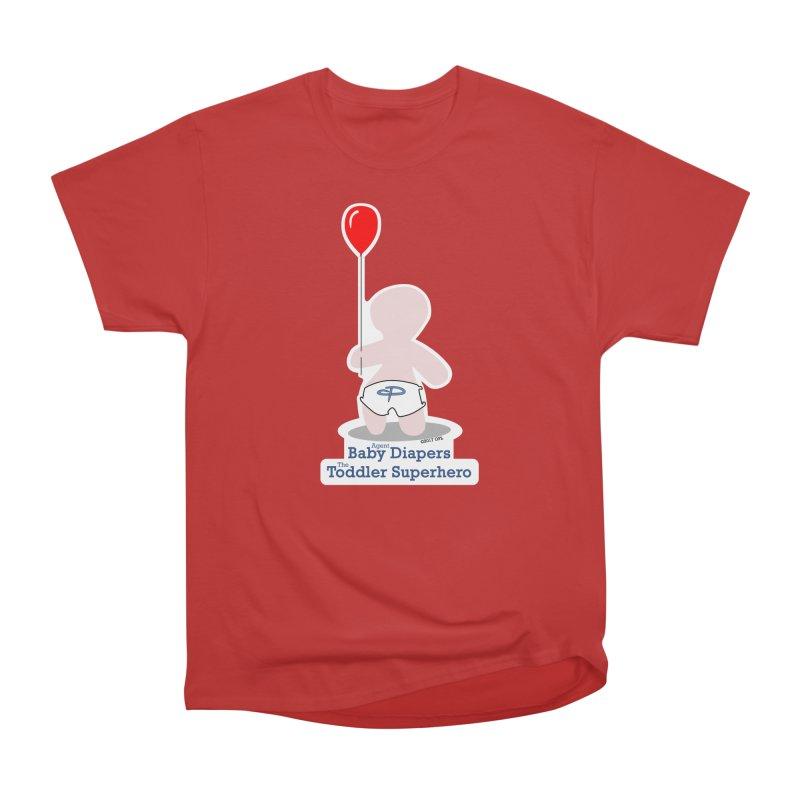 BDTS Balloon Men's Heavyweight T-Shirt by OFL BDTS Shop