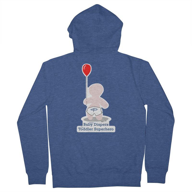 BDTS Balloon Women's Zip-Up Hoody by OFL BDTS Shop