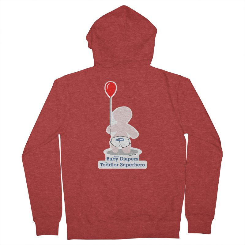 BDTS Balloon Women's French Terry Zip-Up Hoody by OFL BDTS Shop