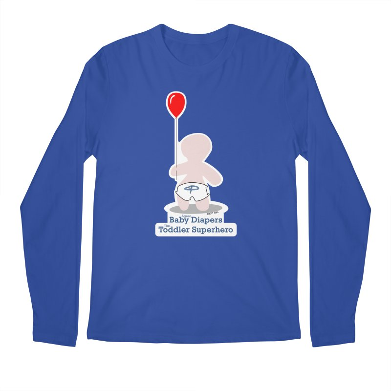 BDTS Balloon Men's Regular Longsleeve T-Shirt by OFL BDTS Shop