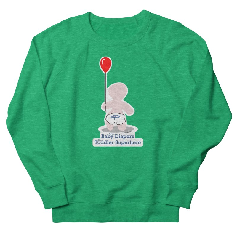 BDTS Balloon Men's French Terry Sweatshirt by OFL BDTS Shop