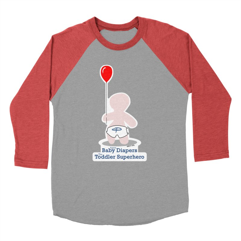 BDTS Balloon Men's Baseball Triblend Longsleeve T-Shirt by OFL BDTS Shop