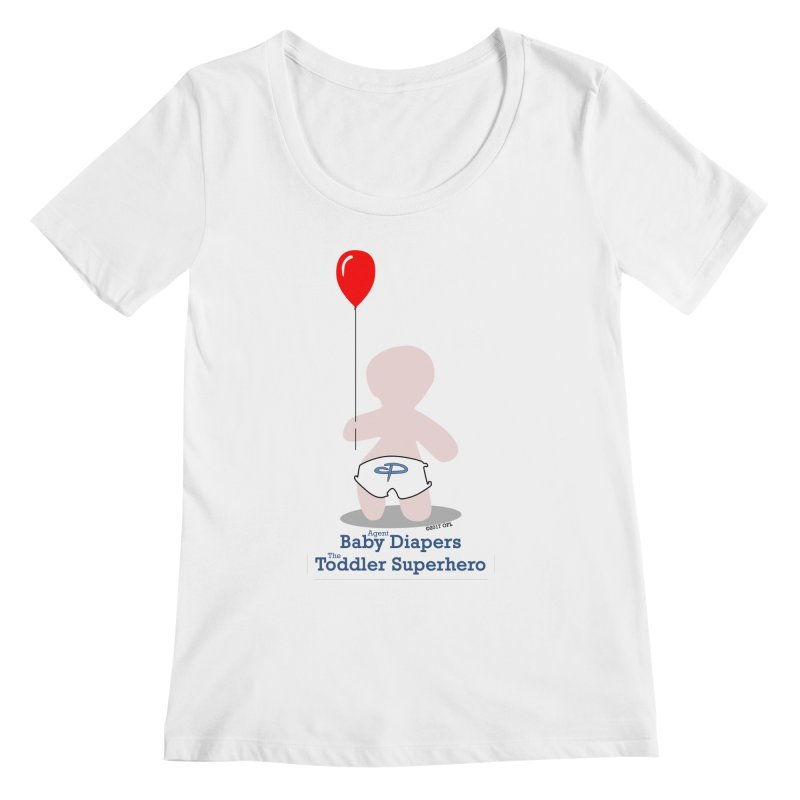 BDTS Balloon Women's Regular Scoop Neck by OFL BDTS Shop