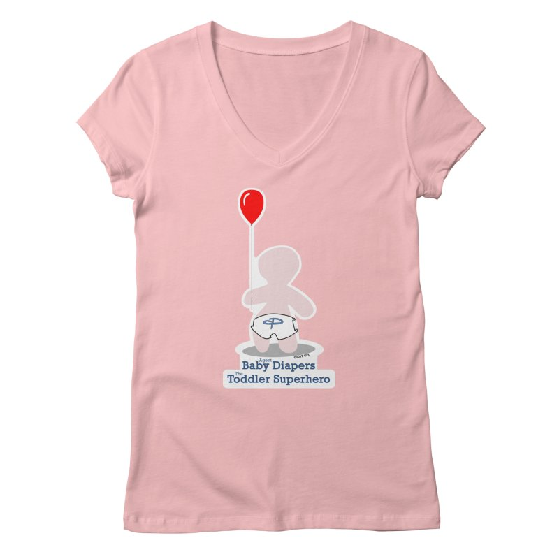 BDTS Balloon Women's V-Neck by OFL BDTS Shop