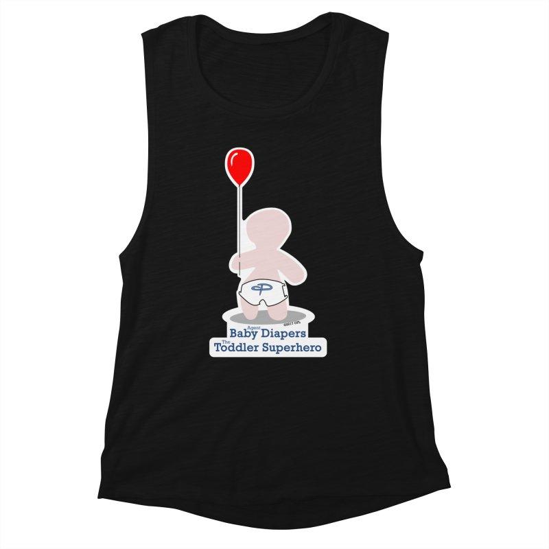 BDTS Balloon Women's Tank by OFL BDTS Shop