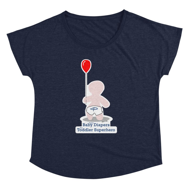 BDTS Balloon Women's Scoop Neck by OFL BDTS Shop